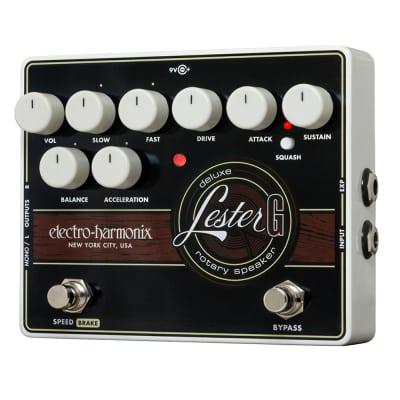Electro-Harmonix LESTER-G Stereo Rotary Speaker Pedal (USED)