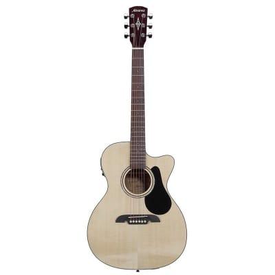 Alvarez RF26CE Folk Acoustic Electric w/Deluxe Gigbag for sale