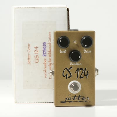 Jetter GS124 Overdrive