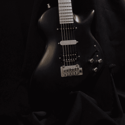 Andreas Shark Aluminium Guitar 2001 black  (only 400 pieces) for sale