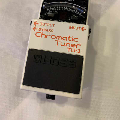 BOSS TU-3 Chromatic Tuner effects pedal for sale