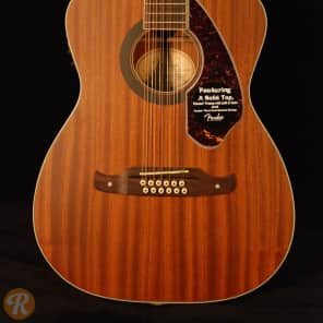 Fender Tim Armstrong Hellcat-12 w/ Electronics Natural
