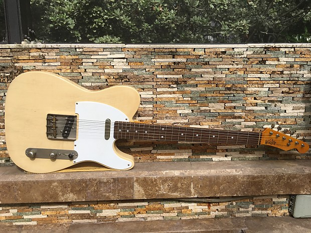 Whitfill 60 S Telecaster The Best Vintage Style Tele Out