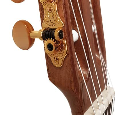 Kirkland Vega Sol Konzertgitarre mit Koffer for sale