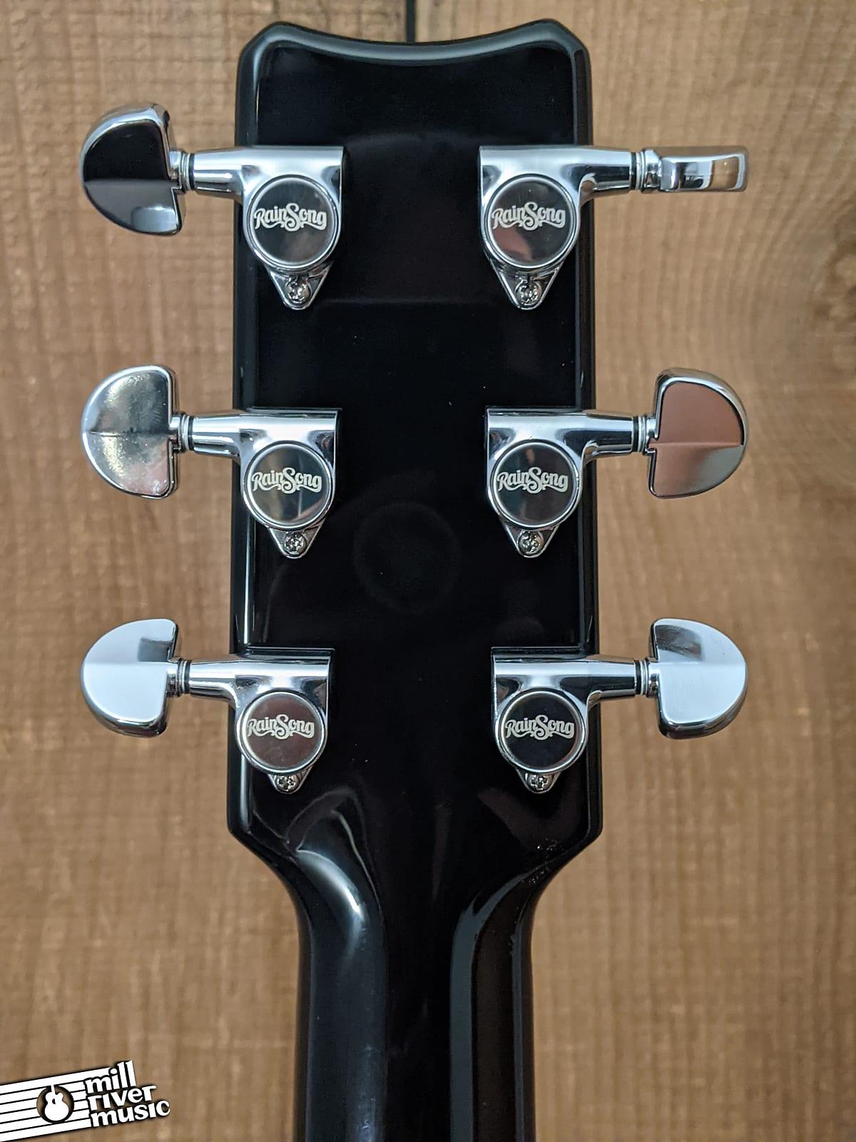 Rainsong Nashville Jumbo Carbon-Fiber Acoustic Electric Guitar w/HSC N-JM1000N2
