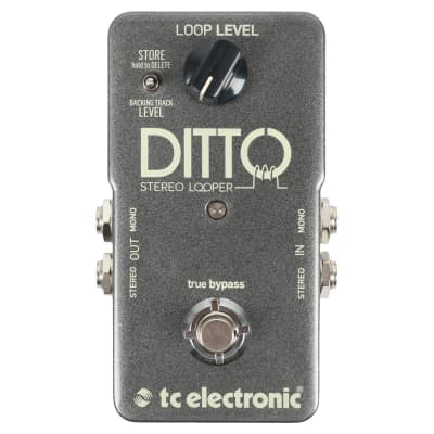 TC Electronic Ditto Stereo Looper for sale