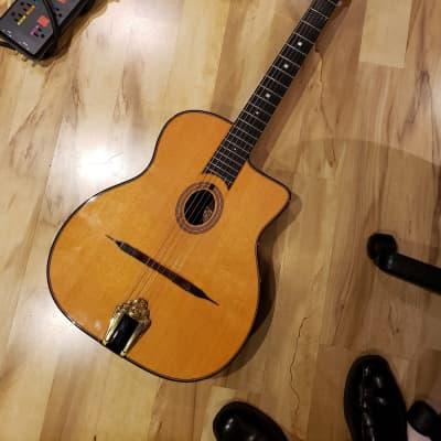 Gitane DG-255 Maccaferri Style Gypsy Jazz Petite Bouche for sale