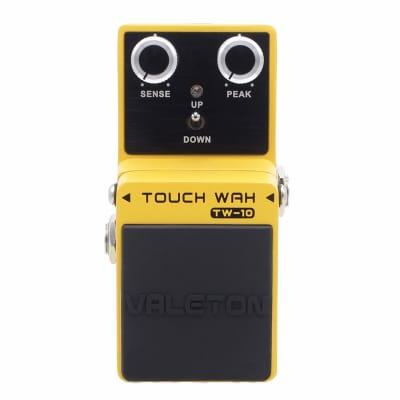 Valeton Loft Series Touch-Wah Guitar Effect Pedal (TW-10)