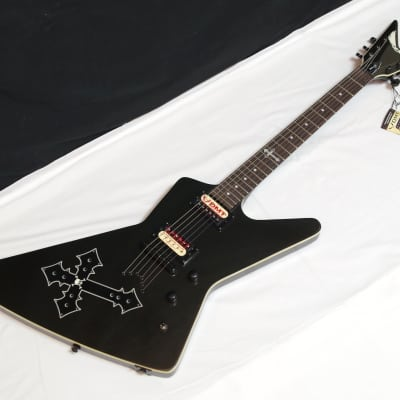 DEAN Bret Michaels Z electric GUITAR Metallic Black NEW - USA DMT Pickups for sale