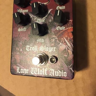 Lone Wolf Audio Troll Slayer Black