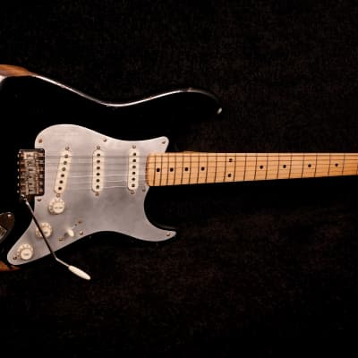 RebelRelic 56 S-series black Stratocaster type for sale