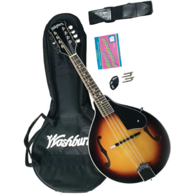Washburn Americana M-1 Mandolin Pak for sale
