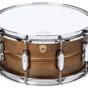 Ludwig Raw Copperphonic 6.5x14 Snare Drum
