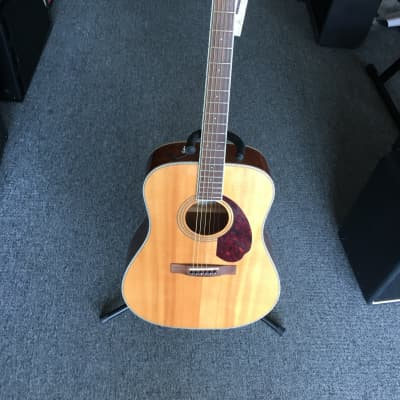 Fender Paramount Series PM-1 Standard Dreadnought Acoustic/Electric Guitar