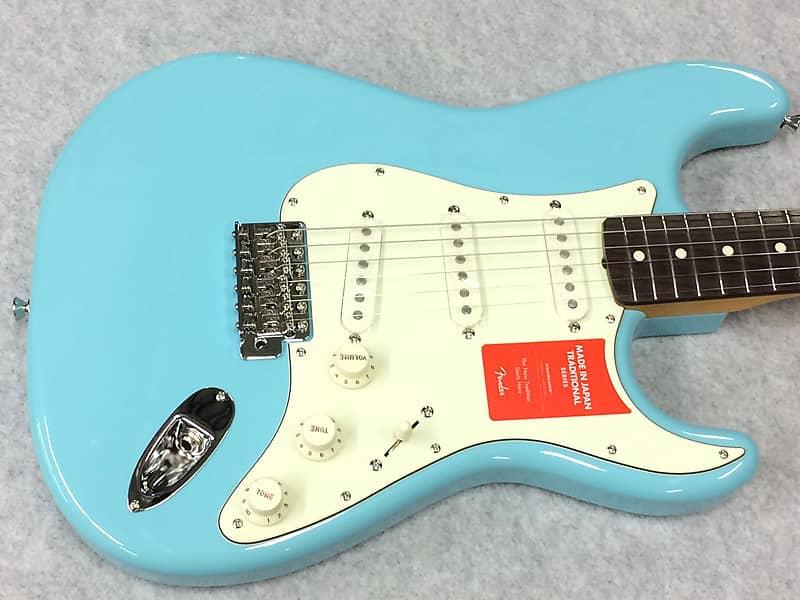 Fender Japan Traditional 60S STRATOCASTER Weight≒3 45kg SN: JD18006157 2018  Daphne Blue