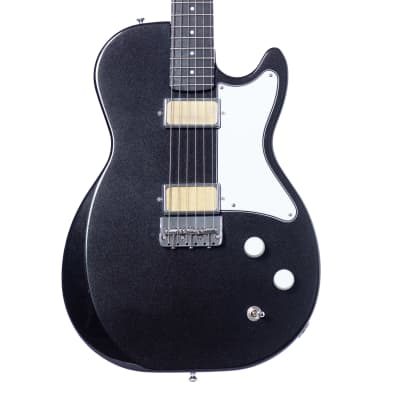 Harmony Jupiter Electric Guitar - Space Black for sale
