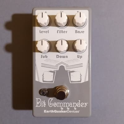 EarthQuaker Devices Bit Commander V2 near mint w/bag