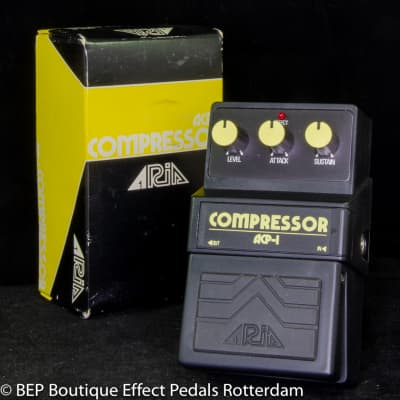 NOS Aria ACP-1 Compressor Big Foot Series s/n 000925 mid 80's Japan