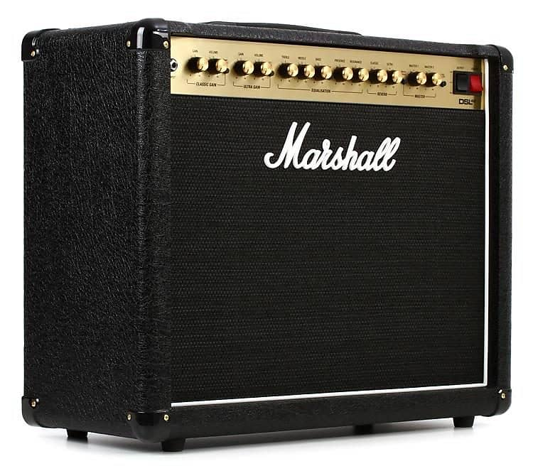 Marshall Dsl40cr 1x12 40 Watt Combo Amp Manual Guide