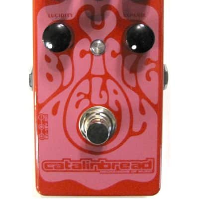 Used Catalinbread Bicycle Delay Guitar Effects Pedal!