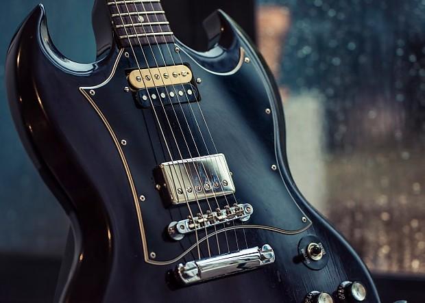 Gibson SG Special 1998 Plum   Whero Guitars
