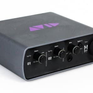 Avid MBox 3 Mini USB Audio Interface