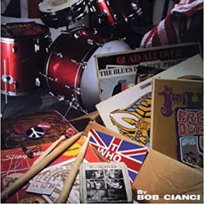 Great Rock Drummers of the Sixties (Book)