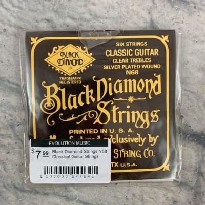 Black Diamond Strings N68 Classical Guitar Strings