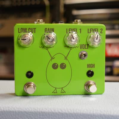 CocoCast Preamp-Overdrive - Green