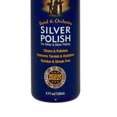 MusicNomad Silver Polish - Silver & Silver Plating