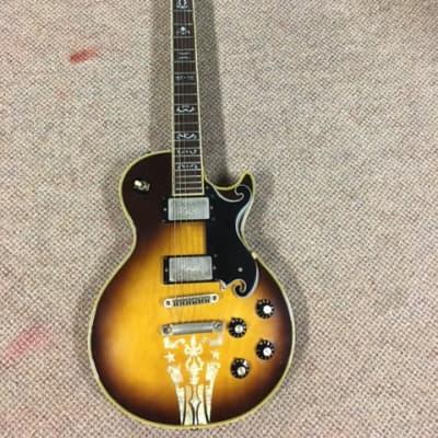 Ibanez 1974 Ibanez Custom Agent #2402  Set Neck Super 70's ! 1974 Ant. Violin