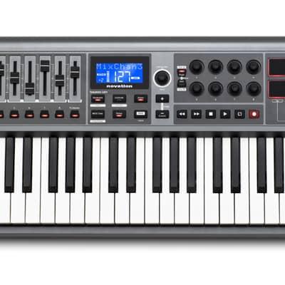 Novation Impulse 61 61-Key USB MIDI Controller
