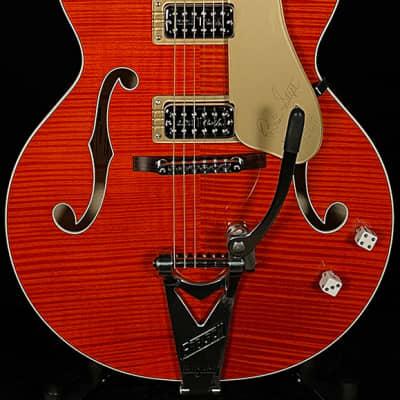 Gretsch G6120TFM-BSNV Brian Setzer Signature Nashville