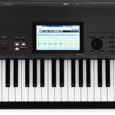 Korg Krome EX 88-key Synthesizer Workstation (KromeEX88d2)