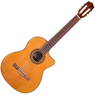 Cordoba C5CE Cutaway Acoustic Electric Classical Guitar for sale