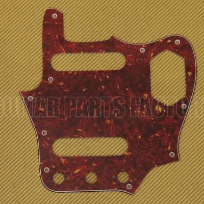 PG-0580-044 Red Tortoise Pickguard for Fender Japan MIJ Reissue Jaguar