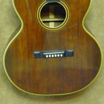 Larson Brothers Euphonon 14 Fret Jumbo--1936 Chocolate Top for sale