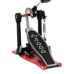 DW DWCP5000ADH 5000 Series Heel-Less Single Bass Drum Pedal
