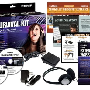 Yamaha Keyboard Survival Kit D2