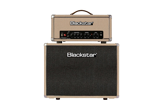 Blackstar HT Studio 20H 20-Watt Amp Head w/ HTV-212 2x12