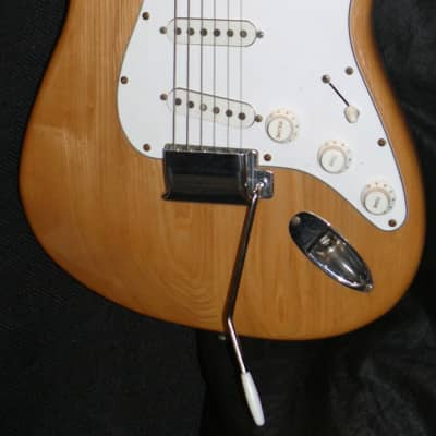 Greco Super Sounds ST type Made in Japan 1977 Natural for sale