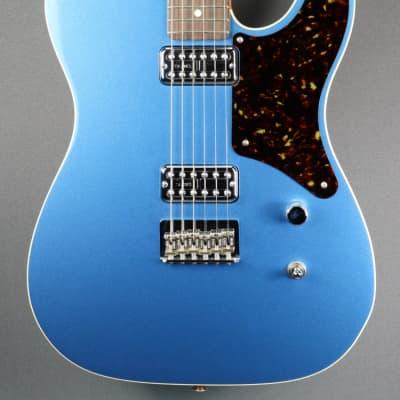 USED Fender Limited Edition USA Cabronita Telecaster - Lake Placid Blue (002)