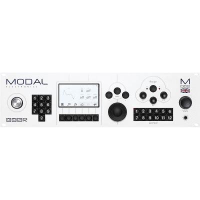 Modal Electronics 002R Rackmount 12-Voice Analogue-Digital Hybrid Synthesizer