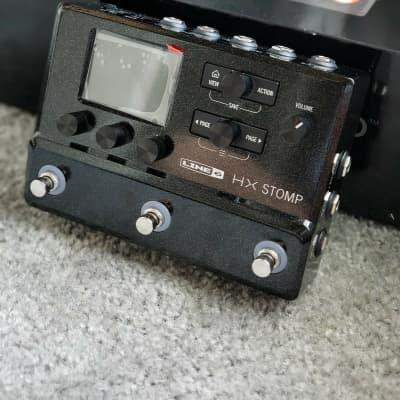 Line 6 HX Stomp Multi-Effect and Amp Modeler