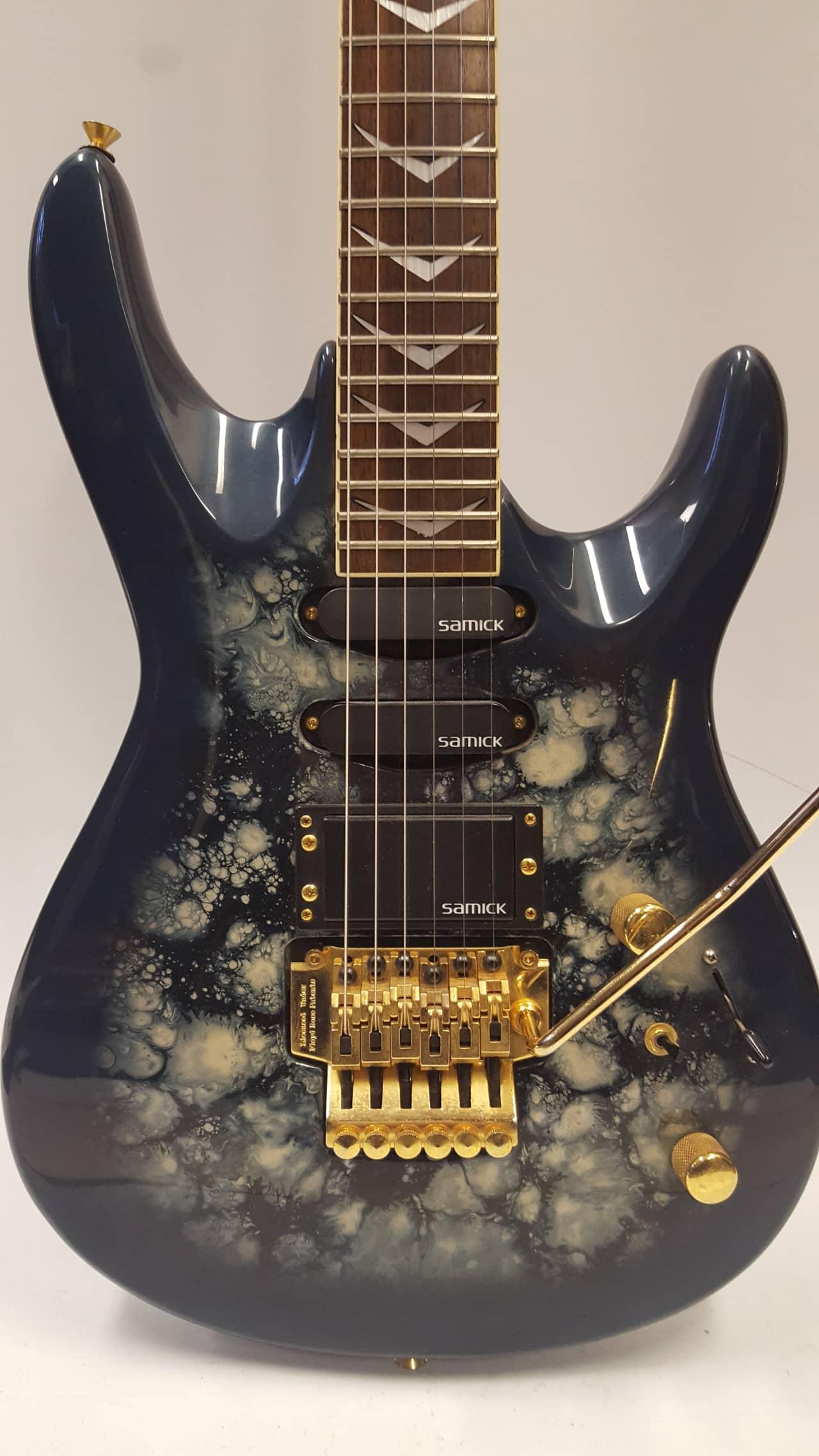 samick used kr660 msmbl electric guitar reverb. Black Bedroom Furniture Sets. Home Design Ideas