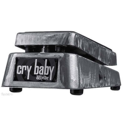 Dunlop ZW45 Zakk Wylde Signature Cry Baby Wah