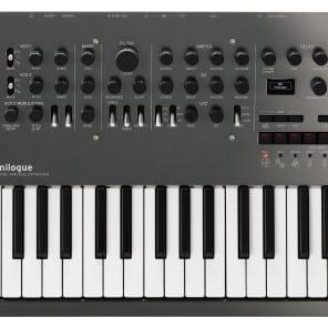 Korg Minilogue PG Limited Edition 4-Voice Polyphonic Analog Synthesizer