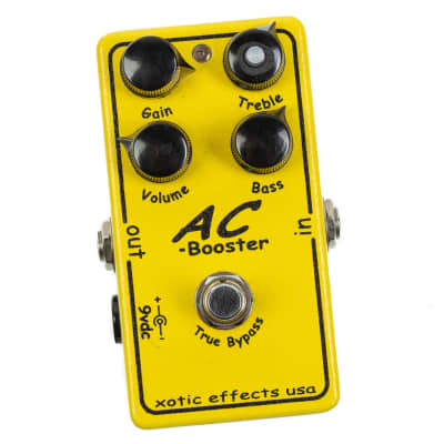 Used Xotic Effects AC Booster