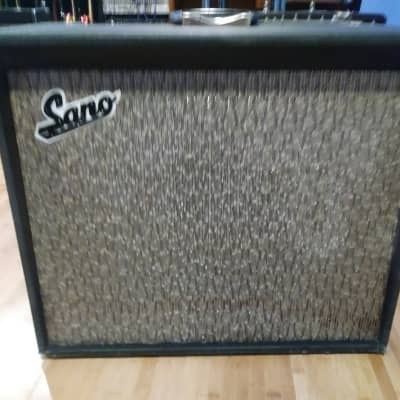 Vintage Sano 20W Point to Point Tube Combo Amp Late 1965/Early 1966 with CTS Alnico 12