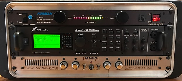 Fractal Audio Axe FX II and MFC 101 controller   RMA